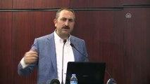 Adalet Bakanı Gül: ''Siyasi istikrar kalıcı olsun diye bugün bir seçim kararı alınmıştır'' - GAZİANTEP