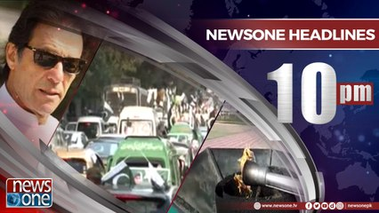 NewsONE Headlines 10PM | 21-April-2018