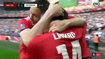 Ander Herrera Goal -  Manchester United vs Tottenham Hotspur 2-1 21/04/2018