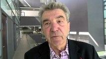 André Giraud, président de la Fédération Française d'Athlétisme
