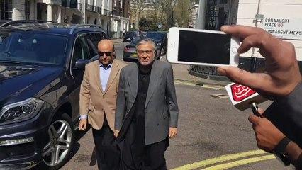 Ishaq Dar's Fake Illness has been Expo-sed