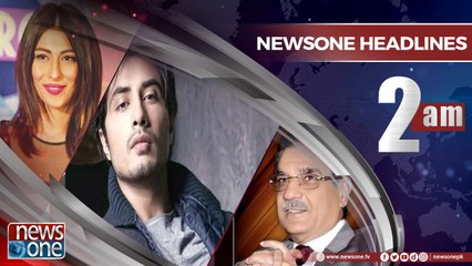 NewsONE Headlines 2AM | 22-April-2018