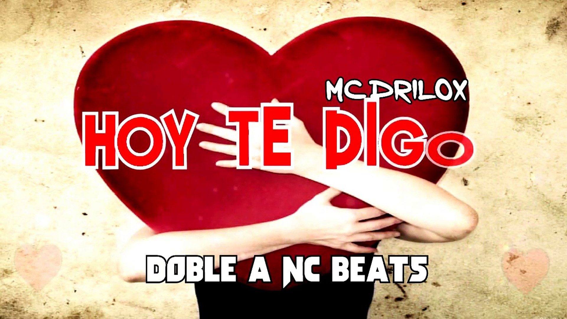 Hoy te digo   Mc Drilox Ft. E-Lee Mc [Doble A Nc Beats]
