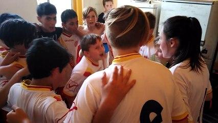 Belle qualification des U13 Coupe Jouvenet