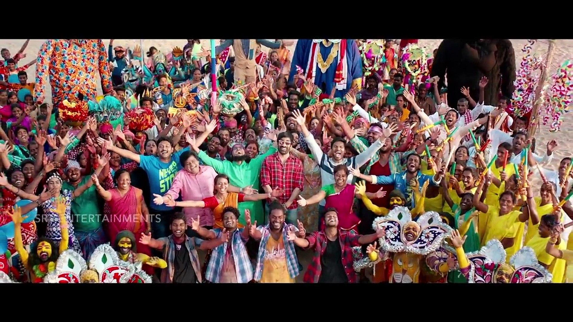 Nela Ticket Movie Teaser   Ravi Teja   Malvika Sharma   Kalyan Krishna   SRT Entertainments