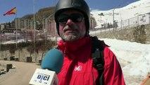 D!CI TV : fin de la saison de ski à Orcières Merlette