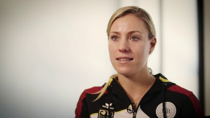 In Conversation With... Angelique Kerber