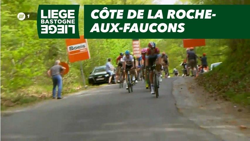 Côte de la Roche-aux-Faucons - Liège-Bastogne-Liège 2018