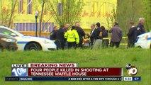 USA: Un homme nu a abattu quatre personnes, ce matin, avec un fusil d'assaut AR-15 dans un restaurant de Nashville
