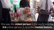 World's oldest person Nabi Tajima dies aged 117