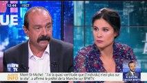 """Questions d'éco: """"Les salariés d'Air France réclament leur dû, car l'entreprise se porte bien"""", Philippe Martinez"""