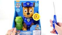 Mejores Videos Para Niños Aprendiendo Colores - Paw Patrol Bubble Blower Learning Playing