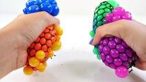 Mejores Videos Para Niños Aprendiendo Colores - Learn Colors Squishy Balls Fun Videos for Kids