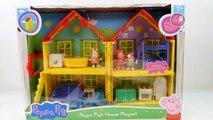 Mejores Videos Para Niños Aprendiendo Colores - Peppa Pig's House Learning Colors Kids Videos