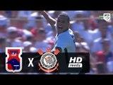 Paraná 0 x 4 Corinthians (HD) Melhores Momentos (1º Tempo) Brasileirão 22/04/2018