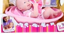 Nombra a la Nueva Muñeca Bebé Recien Nacida de DCTC Muñeca La New Born