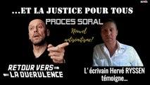 Procés Soral du 03.2018  et témoignage de l'écrivain Hervé Reyssen (Hd 720)