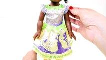 Tiana Mi Primera Princesa Disney Coleccion La Princesa y El Sapo Muñeca Bebe