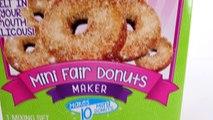 Yummy Nummies Pequeñas DONAS De Feria!! Creaciones De Comida Magicas