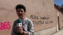 D!CI TV : les Gapençais n'apprécient pas les tags du centre-ville