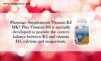 Flamingo Supplements Vitamin K2 MK7 Plus Vitamin D3 Reviews - Does Flamingo Supplements Vitamin K2 MK7 Plus Vitamin D3 Work