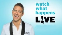 Watch What Happens Live with Andy Cohen April 22, 2018 (FULL SHOW)