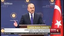 Rusia y Turquía acuerdan que el próximo gobierno sirio debe ser inclusivo