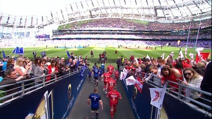Leinster Rugby v Scarlets (SF) - Highlights - 21.04.2018