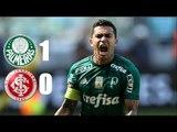 Palmeiras 1 x 0 Internacional (HD COMPLETO) Gol & Melhores Momentos - Brasileirão 2018