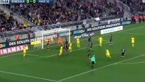 Résumé Girondins Bordeaux 0-1 Paris Saint-Germain  (PSG)