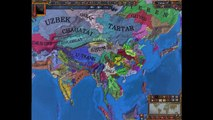 Annals of Asian Universalis: Europa Universalis IV Timelapse