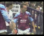 Tottenham Hotspur - Aston Villa 29-09-1990 Division One