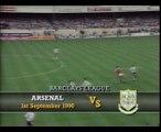 Arsenal - Tottenham Hotspur 01-09-1990 Division One
