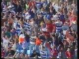Aston Villa - Queens Park Rangers 22-09-1990 Division One