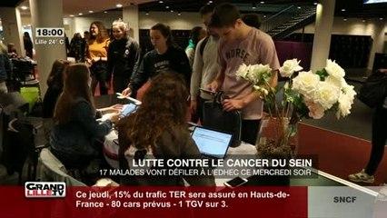Un défilé pour lutter contre le cancer du sein