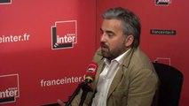 """Alexis Corbière : """"Je ne vais pas faire le 'kéké' vis à vis des organisations syndicales et des personnes qui se mettent en grève"""""""