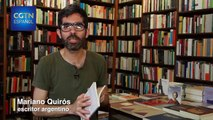 Relatos para compartir - La vida en el aire, por Mariano Quirós, escritor argentino