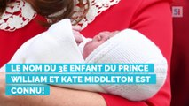Louis Arthur Charles: nom du 3e enfant du Prince William et Kate Middleton