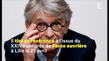Jean-Claude Mailly tire sa révérence chez FO
