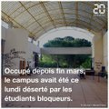 Les dégâts de l'occupation de l'université de Montpellier estimés à au moins 300.000 euros.