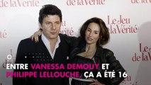 Philippe Lellouche séparé de Vanessa Demouy, sa nouvelle compagne est enceinte