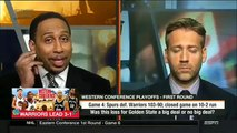 First Take Recap 4/23/18