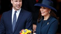 Kate Middleton just gave birth to the third royal baby, and it's a boy