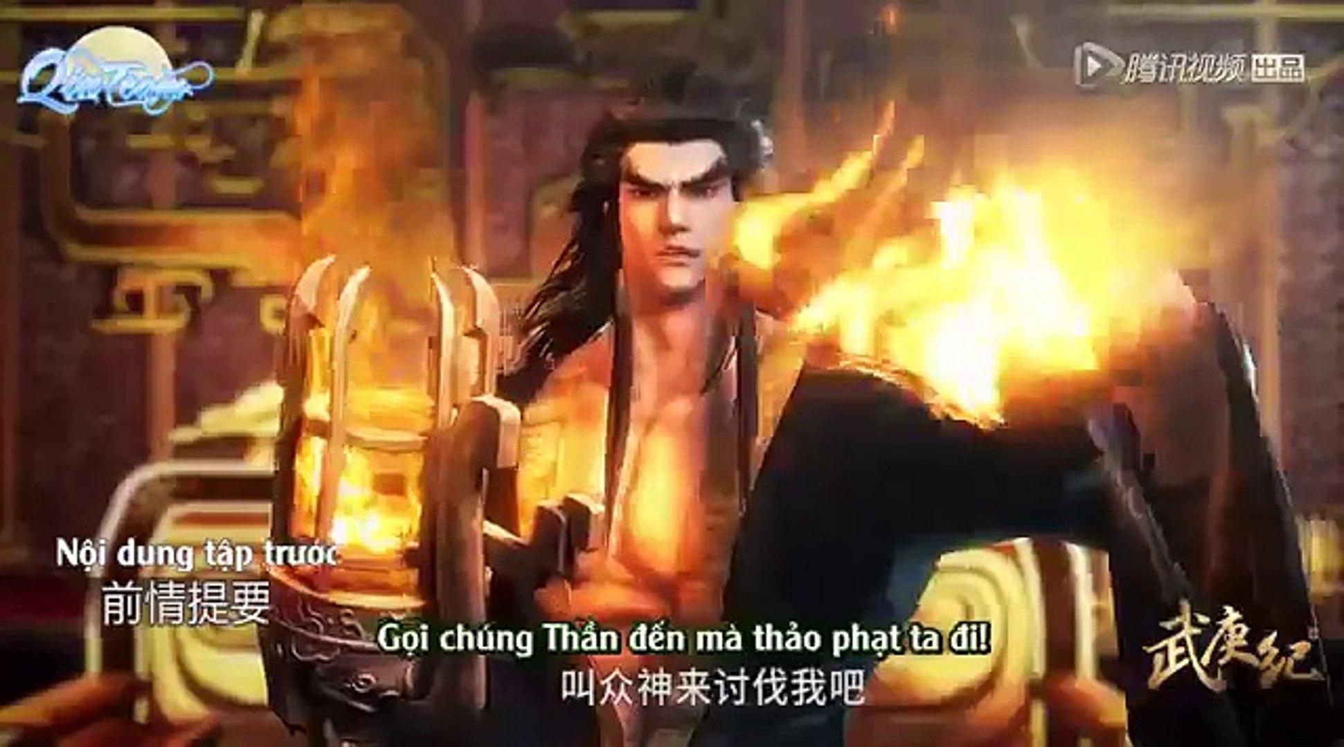 Phim Hoạt Hình Vũ Canh Kỷ phần 1 Tập 2 FULL- Nghịch Thiên Chi Quyết (2016) Wu Geng Ji | Phim Hoạt Hì