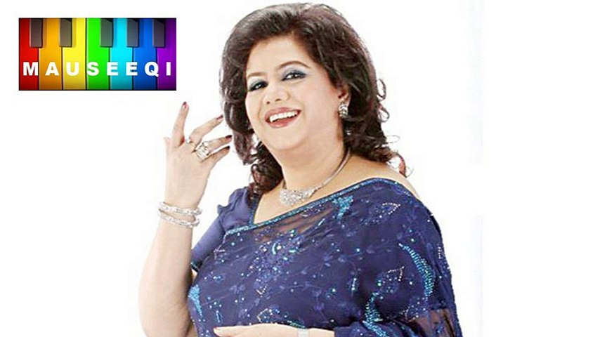 Quiz .. Runa Laila sings for an Unreleased Movie