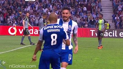 Porto : Brahimi buteur face à Vitória Setúbal
