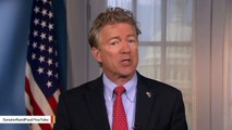 Rand Paul Announces His Support For Mike Pompeo Nomination