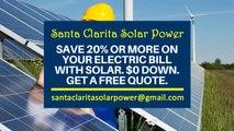 Affordable Solar Energy Santa Clarita CA - Santa Clarita Solar Energy Costs