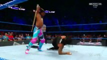 The Usos vs The New Day Street Fight Campeonato en Parejas de SmackDown | SmackDown Latino ᴴᴰ