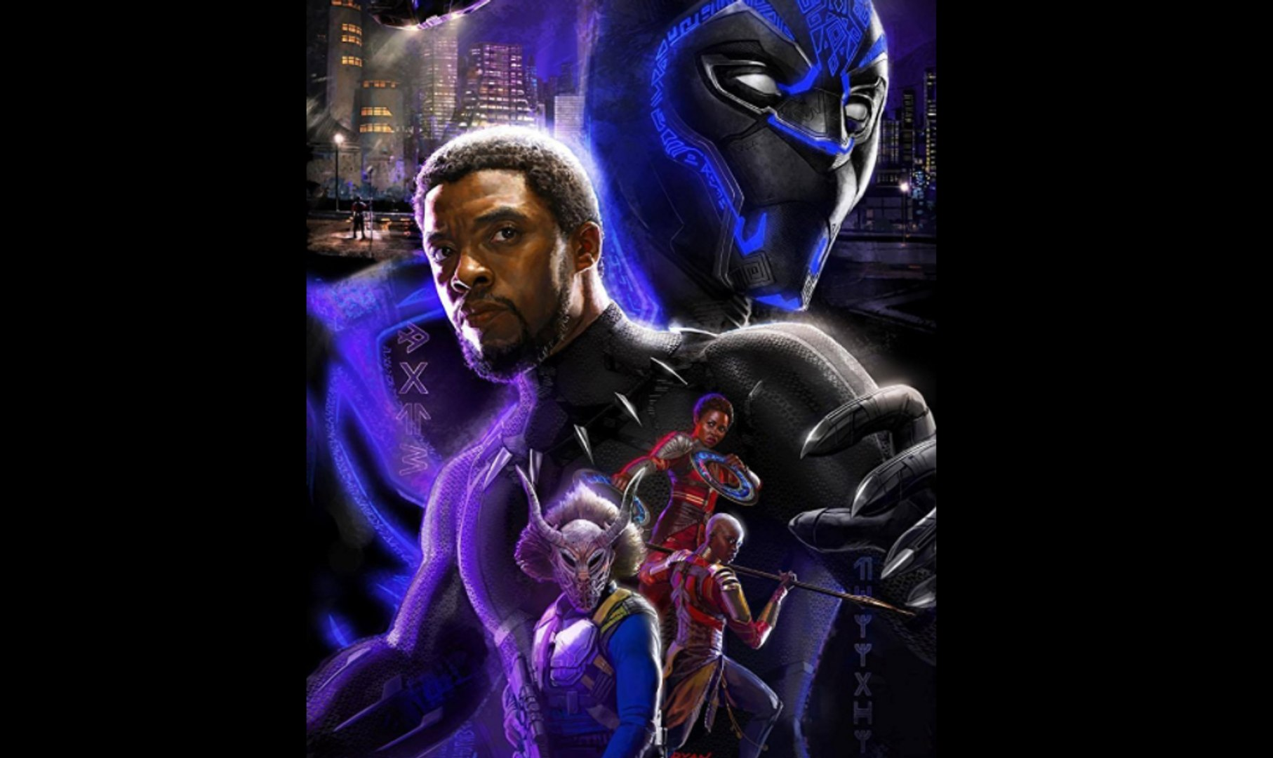 Watch Black Panther Full Movie HD